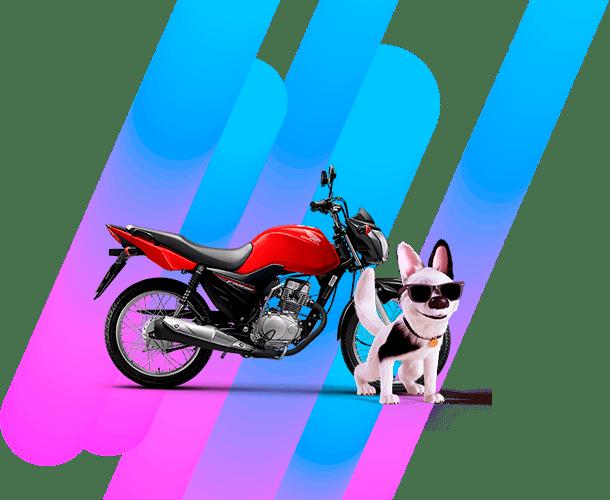 Plano - Motos